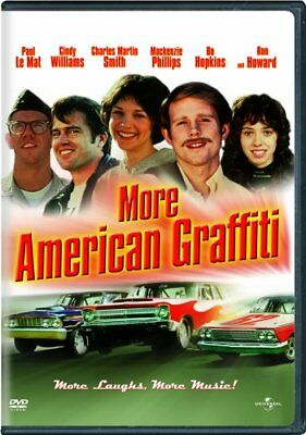 MORE AMERICAN GRAFFITI New Sealed DVD Ron Howard