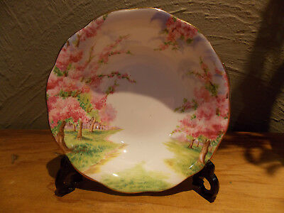 "Royal Albert 'Blossom Time' 5.5"" bowl/trinket dish lovely condition"
