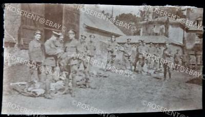 1916 3rd County of London Yeomanry  (Sharpshooters) at Dereham - photo 9 by 5cm