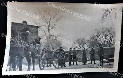 1915 3rd CLY (Sharpshooters) Signals -Line Laying Detachment -Aylesham 11 by 8cm