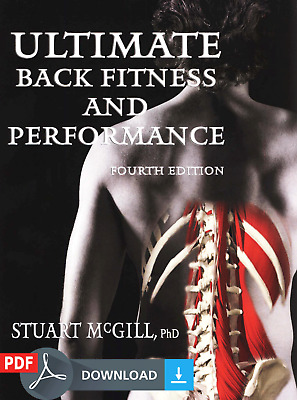 Ultimate Back Fitness and Performance 4th Edition by Stuart McGill EB00K PDF