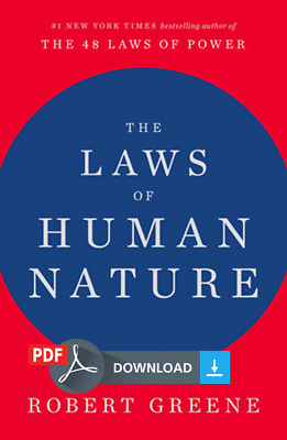 The Laws of Human Nature By Robert Greene [PDF&EPUB] EB00K