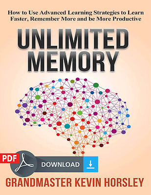 Unlimited Memory: How to Use Advanced Learning Strategies, Learn Faster PDF&EPUB