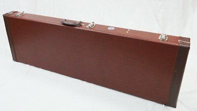 Eden Brown Hard Shell Case for Bass Guitar