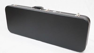 Eden Black Hard Shell Case for Telecaster Guitar