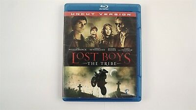 Lost Boys The Tribe Uncut Version (Blu-ray Disc, 2008)