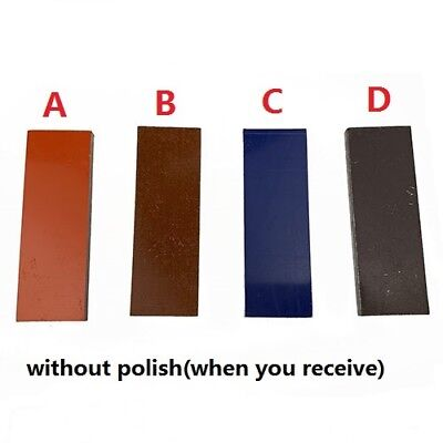2pcs Knife Handle G10 Camouflage Pattern Scale Slabs DIY 120*40*8mm Material D