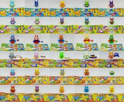 Kinder 2018, Crazy Friends, Hungary, Austria, all 30 pc, compl. set with all Bpz