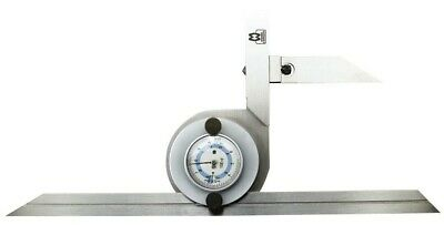 Moore and Wright Indicator Bevel Protractor MW510-01