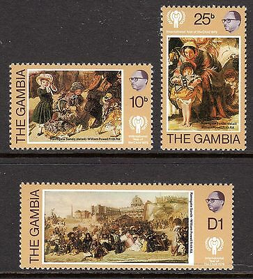 complete Issue Never Hinged 1987 60 Years Mick 100% Original Gambia Block42 Unmounted Mint