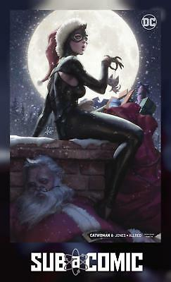 CATWOMAN #6 VARIANT (DC 2018 1st Print) COMIC