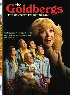 The Goldbergs Season 4 Series Four Fourth Region 4 DVD New