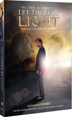 LET THERE BE LIGHT New Sealed DVD Kevin Sorbo