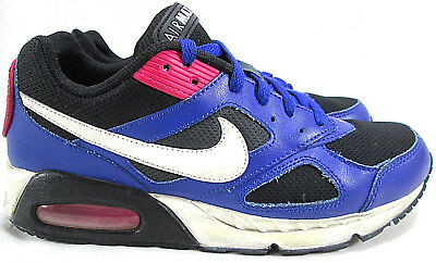NIKE AIR MAX Ivo Leather Running Training Shoes Womens 8.5