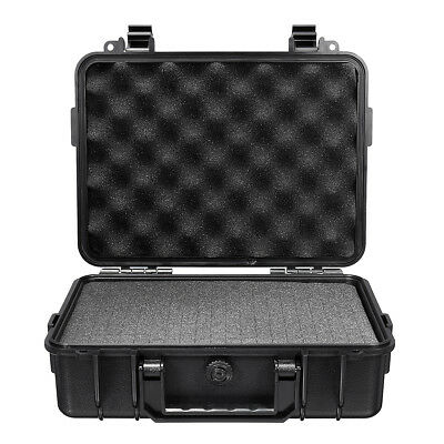 Hard Carry Tool Case Bag Waterproof Storage Box Camera Photography with Sponge