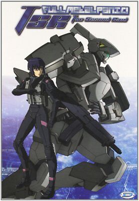 Dvd Full Metal Panic - The Second Raid - The Complete Series (Eps 01-13) (4 Dvd)
