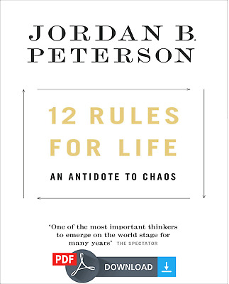 12 Rules for Life: An Antidote to Chaos (2018) by Jordan B. Peterson [P:DF&EPUB]