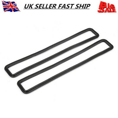 LAND ROVER DEFENDER 90 110 FRONT BULKHEAD VENT FLAP HINGE PINS SET OF TWO 334121