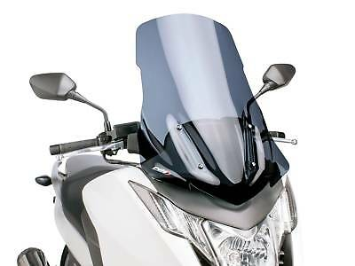 Windschild Puig V-Tech Touring dark smoke für Honda Integra NC700, NC750