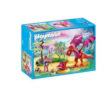 Playmobil - Friendly Dragon with Baby (9134)
