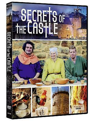 Secrets of the Castle [DVD] (New & Sealed)
