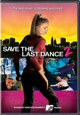 SAVE THE LAST DANCE 2 New Sealed DVD
