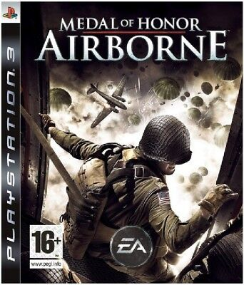 Medal of Honor: Airborne Sony PlayStation 3 PS3 Brand New Factory SEALED