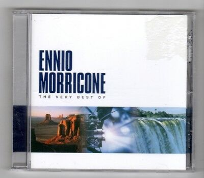 (IP20) Ennio Morricone, The Very Best of - 2000 CD