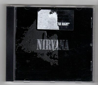 (IP33) Nirvana, Nirvana - 2002 CD