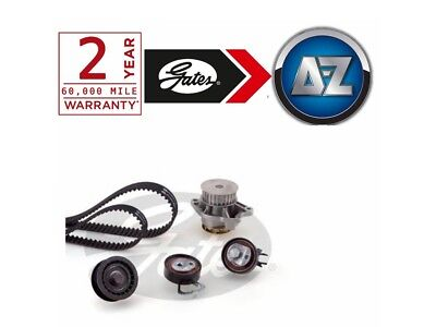 For VW Golf V MK5 1.4 80HP -09 Powergrip Timing Cam Belt Kit And Water Pump