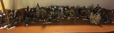 Christmas Village - sold as set