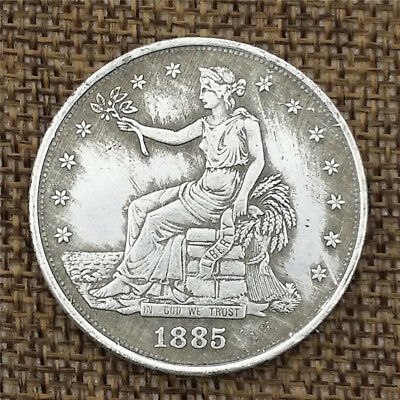 1885 USA  SILVER Commemorative Collection DOLLAR