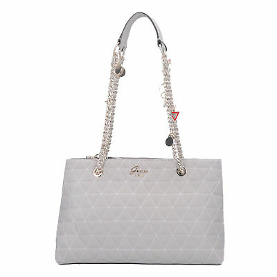 À Porté Guess Cm 31 Fleur L'épaule Main Sac Girlfriend cloud qqtgX