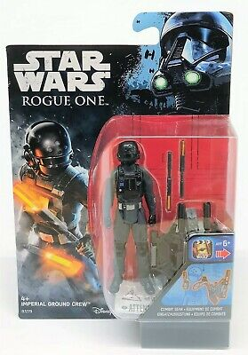 Star Wars B7279 Rogue One IMPERIAL GROUND TROOPER 10cm Figure Child Toy Gift Boy