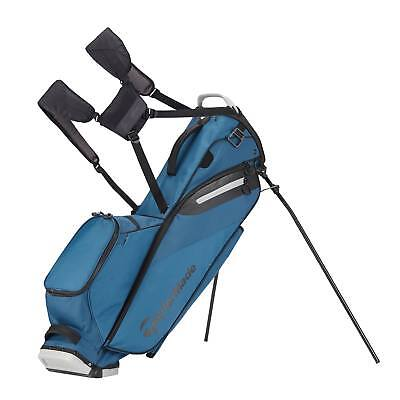 New TaylorMade Golf- 2017 Flextech Lite Stand Bag Teal/Gray
