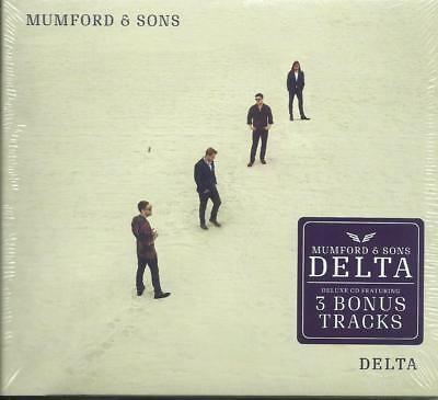 MUMFORD & SONS - Delta (deluxe edition) (2018) CD