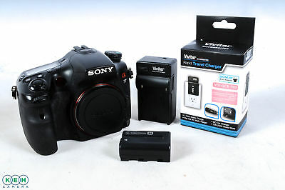Sony Alpha SLT-A77 Digital Camera Body {24.3 M/P}