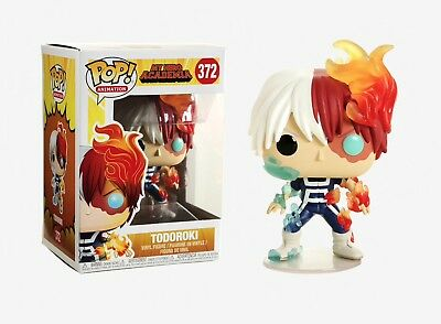 Funko Pop Animation: My Hero Academia - Todoroki Vinyl Figure Item #32128