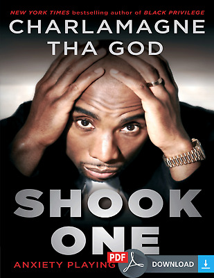 Shook One by Charlamagne Tha God (2018) EB00K 1 min delivery