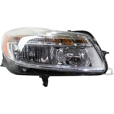 NEW HALOGEN HEAD LIGHT ASSEMBLY RIGHT FITS 2011-2013 BUICK REGAL 22794766