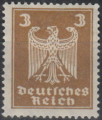 Stamp Germany Reich Mi 355a Sc 330 1924 Imperial Eagle Deutsches Berlin MH
