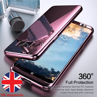 Hybrid Shockproof 360° Case Ultra thin Cover Skin For Galaxy Samsung S8/S9 Plus