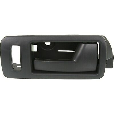 New Door Handle Front Passenger Right Side Black RH Hand Coupe XR3Z6321818AAC