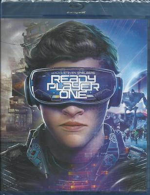 Ready Player One (2018) Blue Ray