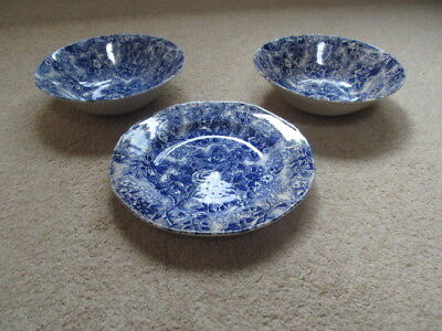 Laura Ashley Blue Chintzware