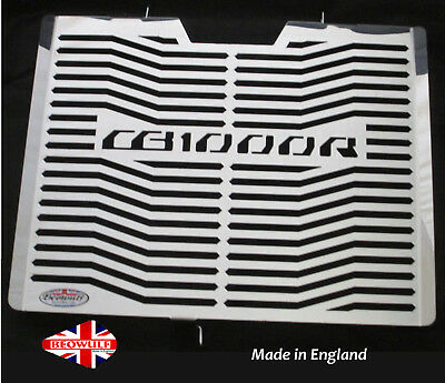 Honda CB1000R (08-17) Stainless Steel Radiator Guard Cover Grill Beowulf H020
