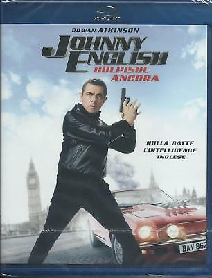 Johnny English colpisce ancora (2018) Blu Ray dal 05/02/2019