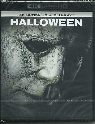 Halloween 4K Ultra HD (2018) 2 Blu Ray dal 20/02/2019