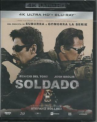 Soldado 4K Ultra HD (2018) 2 Blu Ray