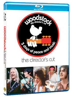 Blu Ray Woodstock - 40° Anniversario (Limited Edition Revisited) .....NUOVO